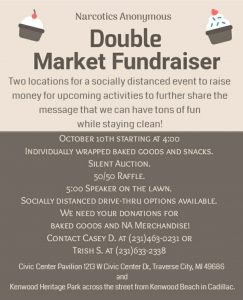 Double Market Fundraiser for Northwest Area ( 2 different locations) @ Double Market Fundraiser | Traverse City | Michigan | United States