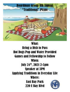 """Boardman 4th Annual """"Traditional"""" Picnic @ East Bay Park 