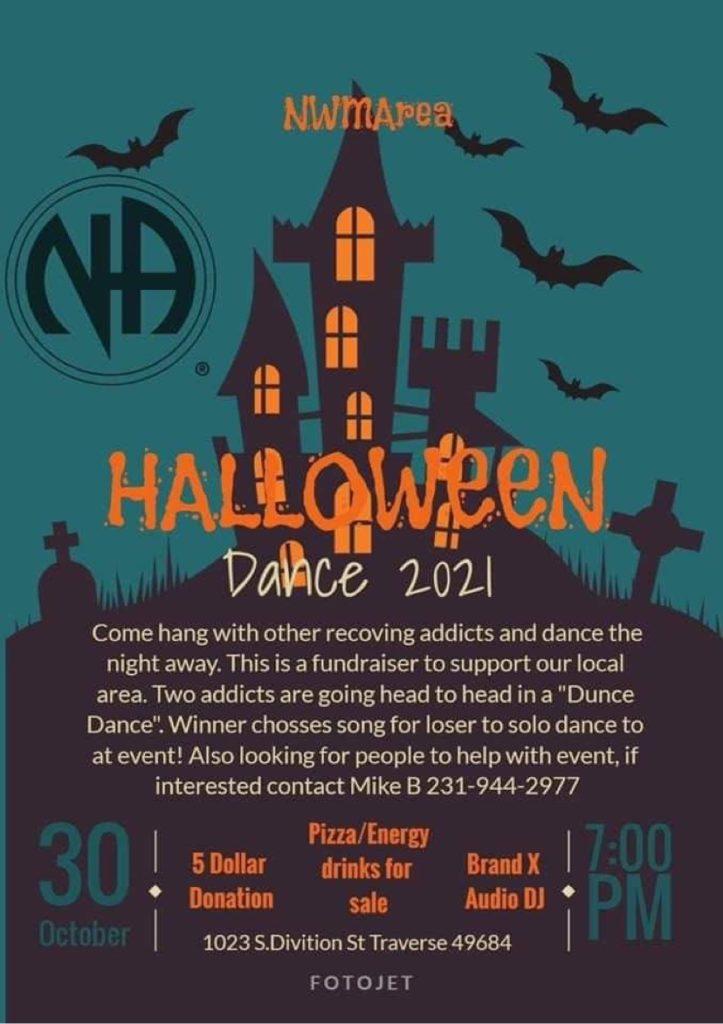 Halloween Dance 2021 @ Church of the Nazarene | Traverse City | Michigan | United States