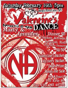 Valentine's Dance @ St. Alban's