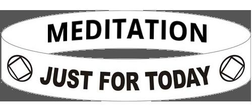 Meditation new: Na Just For Today Meditation